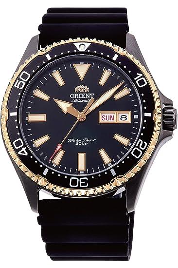 Reloj Orient Sports RA-AA0005B19B - Analógico Automático para Hombre en Caucho: Amazon.es: Relojes