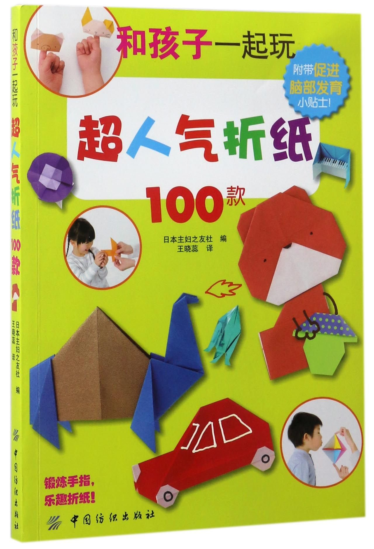 Download 100 Super Popular Paper Foldings (Chinese Edition) ebook