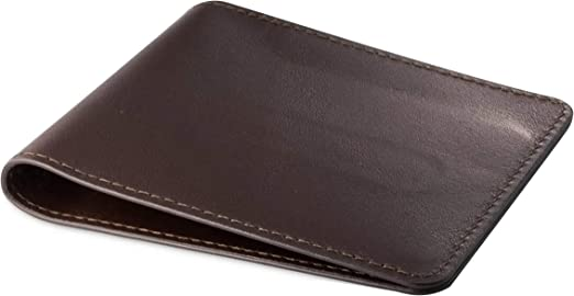 Airo Collective: Leather Stealth Wallet