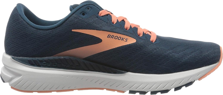 Brooks Ravenna 11, Zapatilla de Correr para Mujer Mayólica Azul Marino Desierto g7Zpx