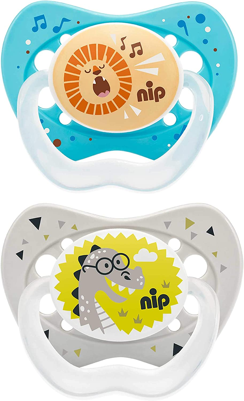 NIP pacifier