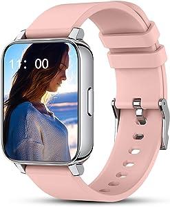 AllCall Smart Watch Fitness Tracker for Men Women, 1.69
