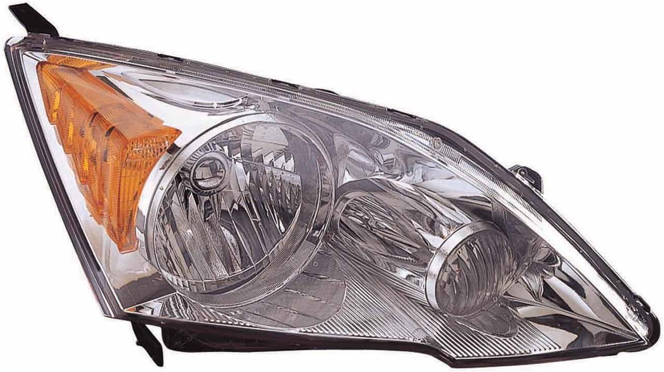 Depo 317-1152L-UF Honda Crv Driver Side Headlight Unit