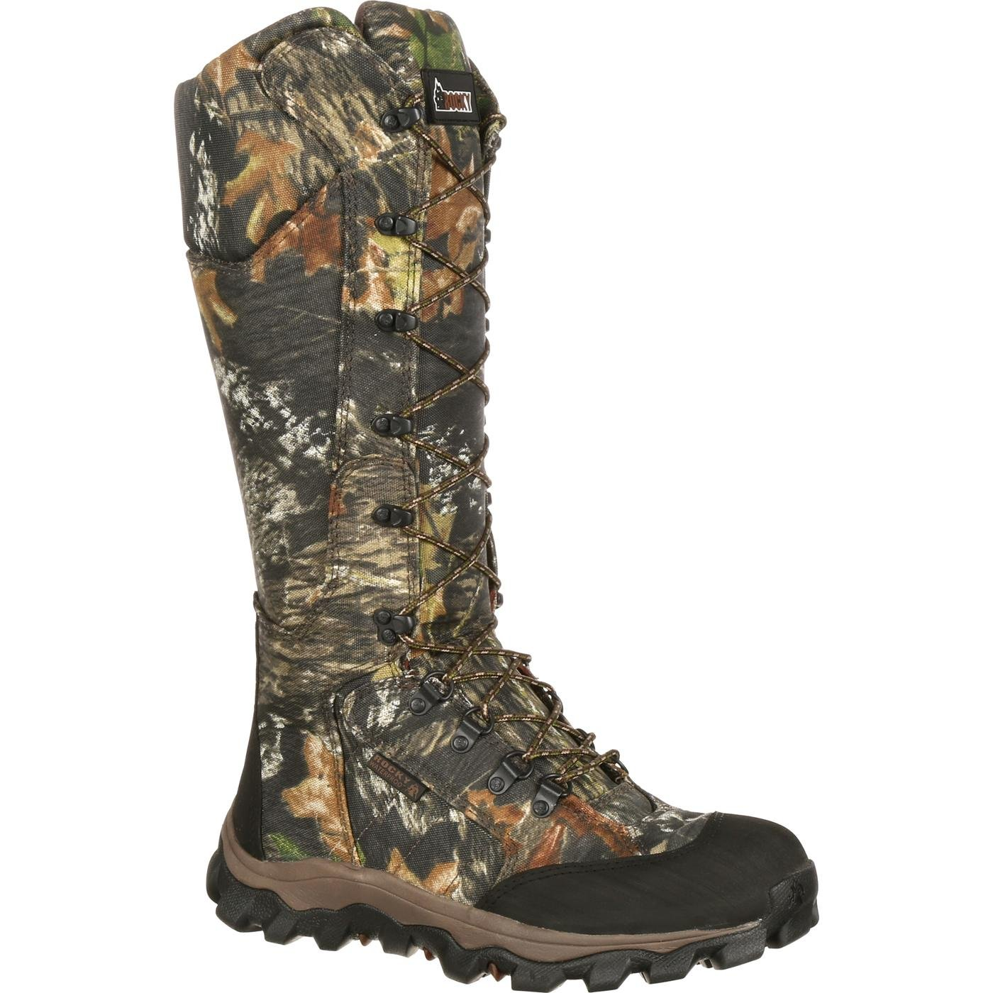 ROCKY Men's Lynx Snake Boot-M, Mobu, 9.5 M US by ROCKY