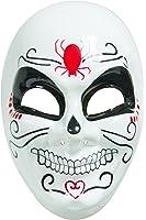 Charades Women's Dia De Muertos Mask