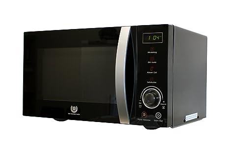 Microondas 23 L Función Grill Microondas Horno microondas dispositivo 800 + 1000 W