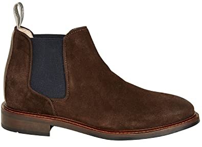 Marc OPolo - Zapatillas para Hombre marrón marrón: Amazon.es ...