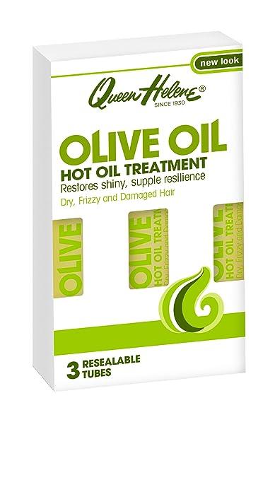 Alyssa 4c: Queen Helene Hot Oil Treatment