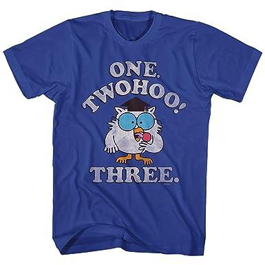 1cd0e309585 Amazon.com  A E Designs Tootsie Pop Shirt Mr Owl Twohoo T-Shirt ...