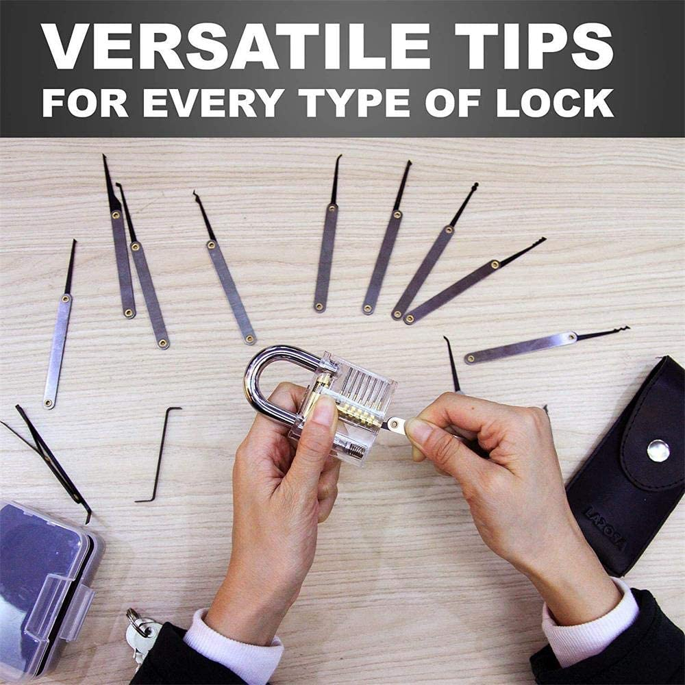 Lock Included Lock Pack Tools for Gift Men17