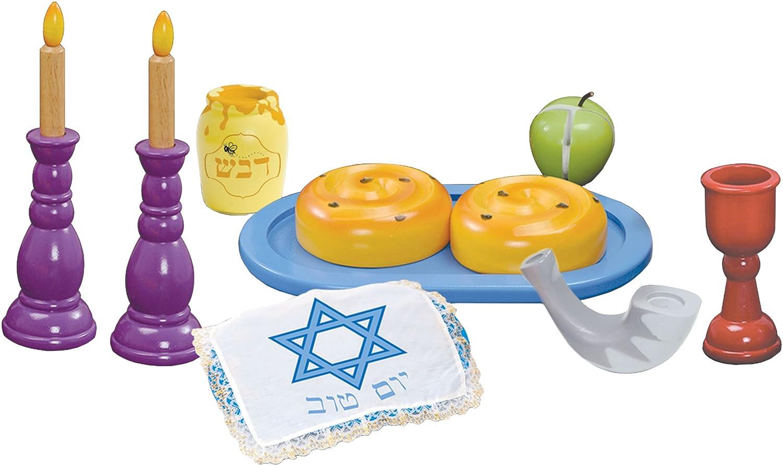 amazon com kidkraft rosh hashanah set toys u0026 games