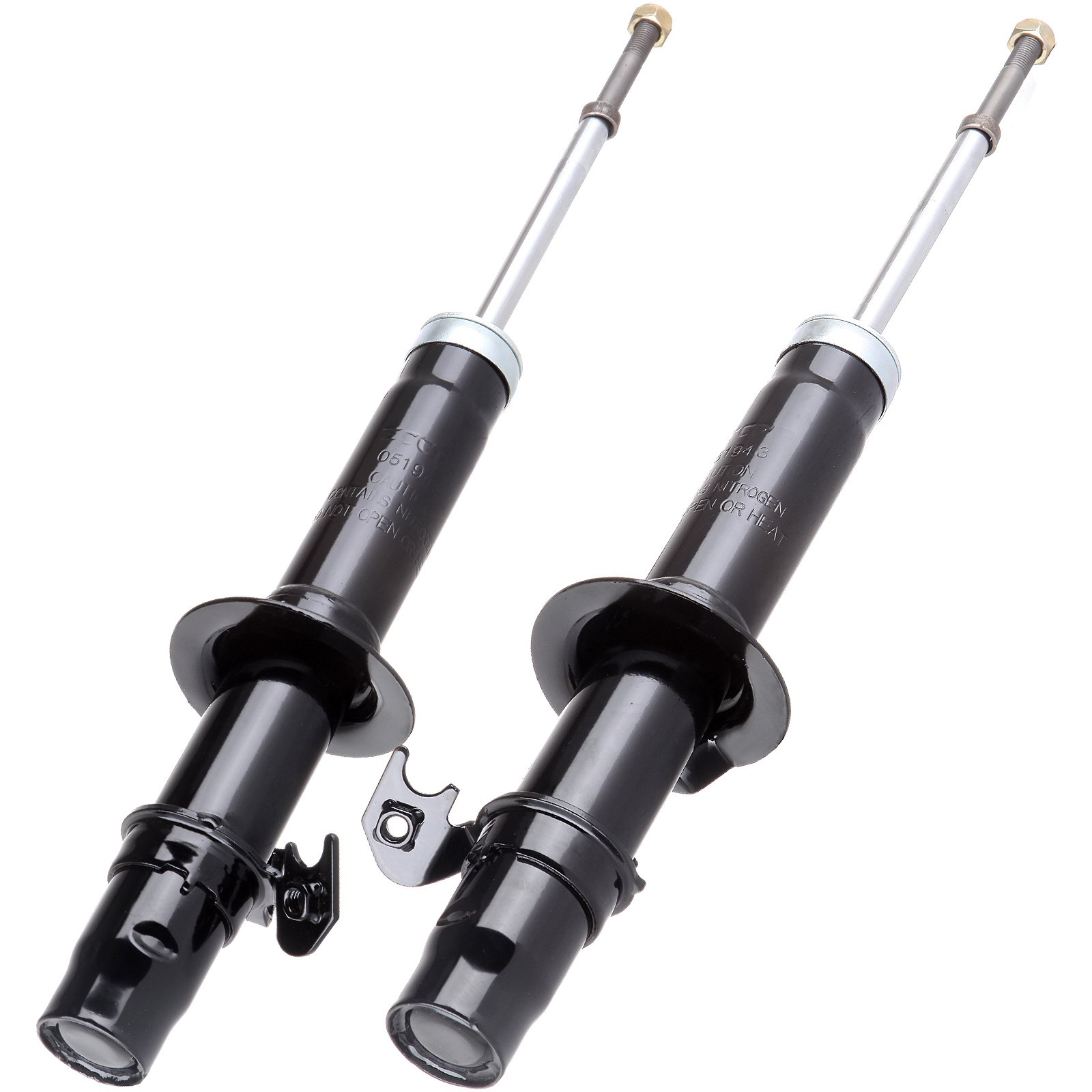 Shocks Absorbers,ECCPP Front Pair Shock Struts Absorbers Kit for 1997 1998 1999 Acura CL,1990-1997 Honda Accord Compatible with 341118 71875 341117 71989