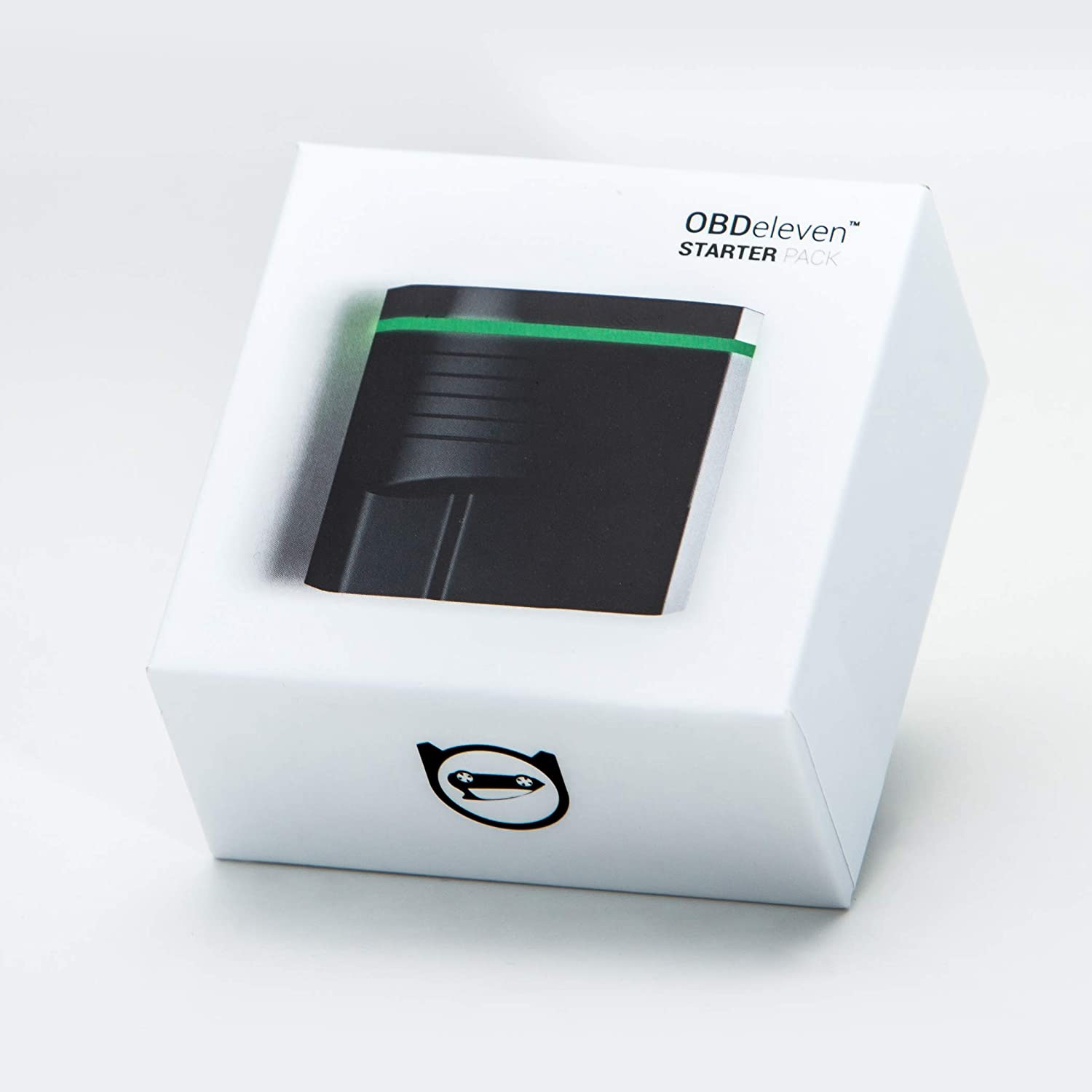 OBDeleven Starter Edition Next Generation Professional OBD2 Bluetooth Diagnostic Scan Tool for Android and iOS
