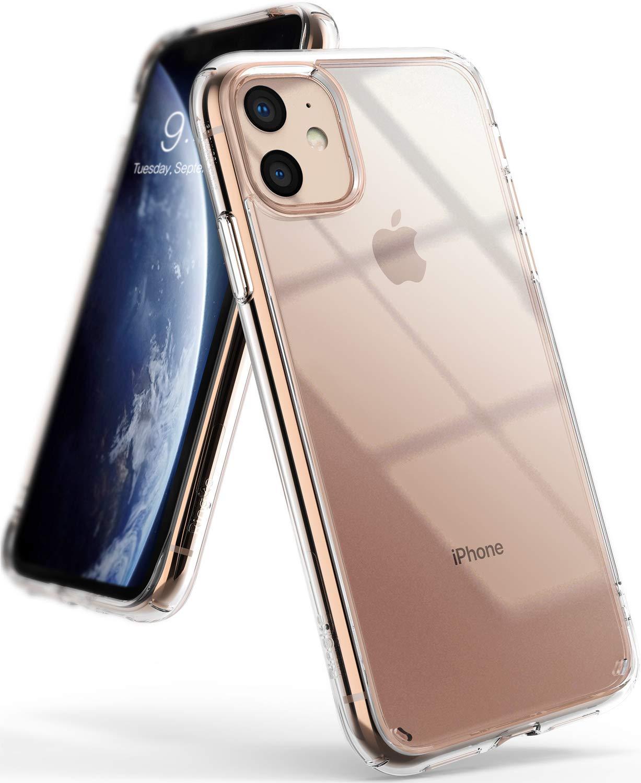 Funda Para iPhone 11 Transparente Ringke (xam)