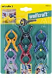 Wolfcraft B3420 Micro Fix Mini Clamps (Card 6)