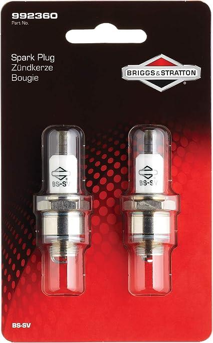 Bujías originales de Briggs & Stratton 992360C