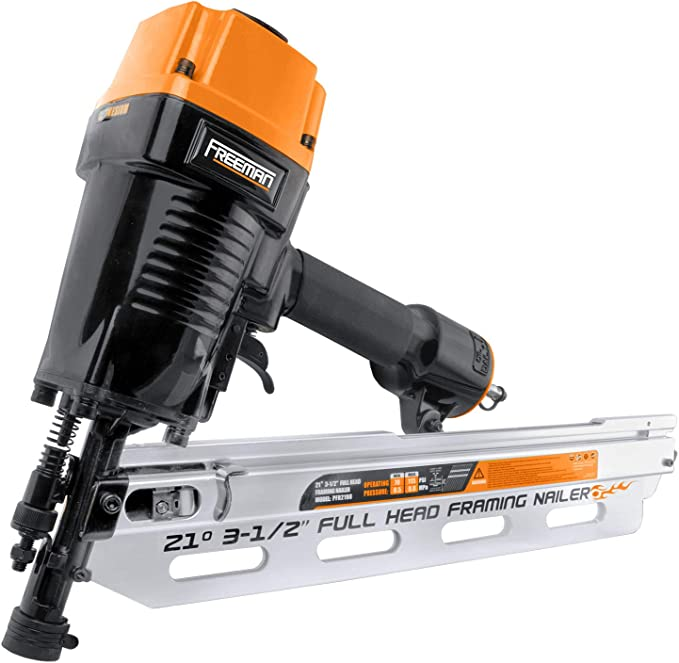 Best Framing Nailer: Freeman PFR2190