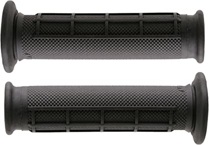 Renthal G165 Natural Diamond//Waffle Kevlar Resin//Firm Compound Motocross Grip