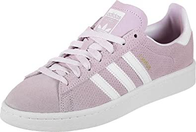 Amazon.com | adidas Originals Girl's Campus Trainers US7 ...
