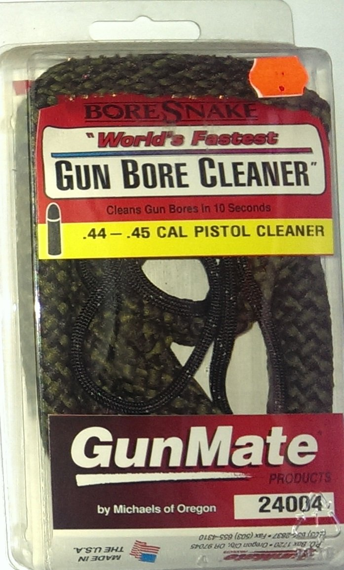 Gunmate BoreSnake .44 - .45 Caliber Pistol Cleaner by Gunmate