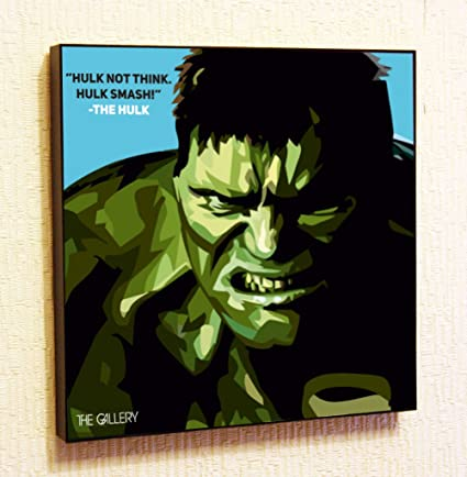 Hulk Quotes Inspiration Amazon HULK Marvel DC Comics Super Hero Motivational Quotes