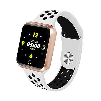 Smart Watch Y2 Bluetooth 4.0 Reloj Inteligente de Ritmo cardíaco Fitness Tracker Reloj Inteligente para Samsung