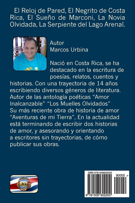 Aventuras de mi Tierra: Aventuras a la tierra de fantasía (Spanish Edition): Marcos Mauricio Urbina Membreño, Marcos Urbina: 9781508602200: Amazon.com: ...