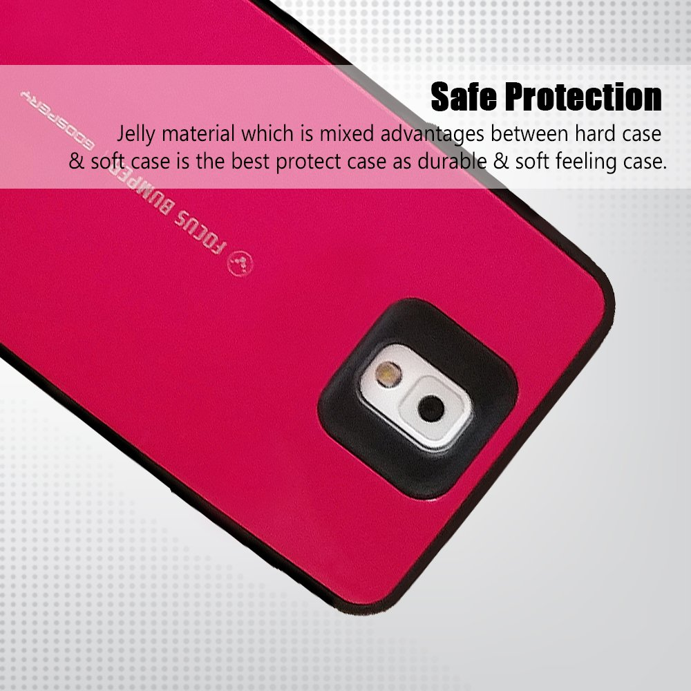 Galaxy Note 3 Case Heavy Drop Protection Goospery Iphone X Style Lux Jelly Hotpink Focus Bumper Tpu Polycarbonate Dual Layered Hybrid Shock Absorption Cover For