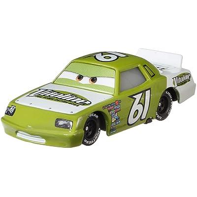 Disney Pixar Cars James Cleanair: Toys & Games