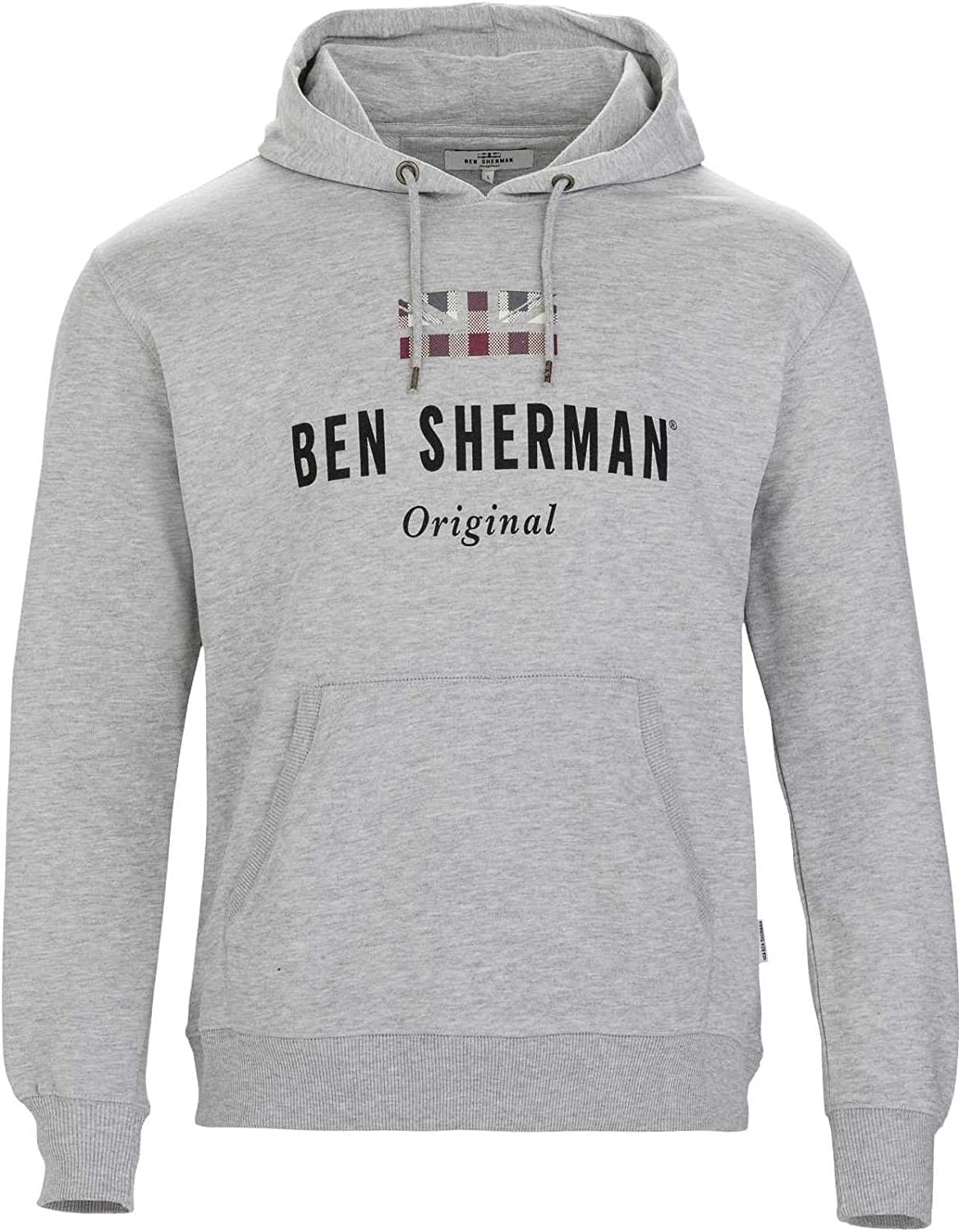 Ben Sherman Men's Original Hoodie Jumper 0622019
