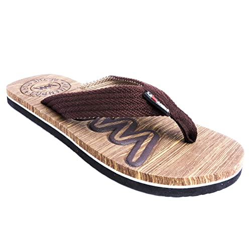 30bb1ac21175 LAWMAN PG3 Men s Flip-Flops and House Comfortable Multicolor Slippers  Buy  Online at Low Prices in India - Amazon.in