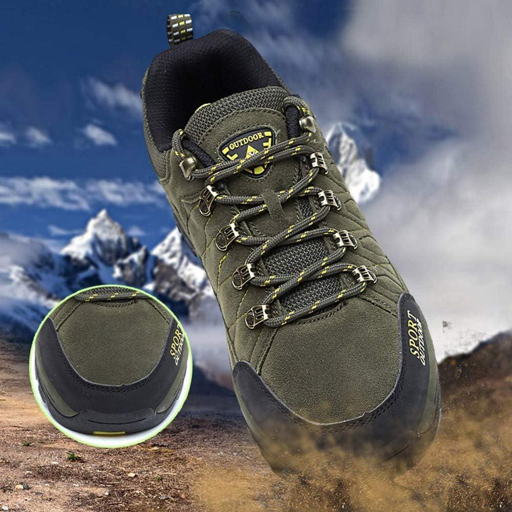 Molyveva Men Fashion Sneakers Non-Slip Walker Hiking Running Sports Outdoor Shoe