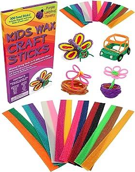 Purple Ladybug Mega Pack de Palitos de Cera para Niños! Palitos ...
