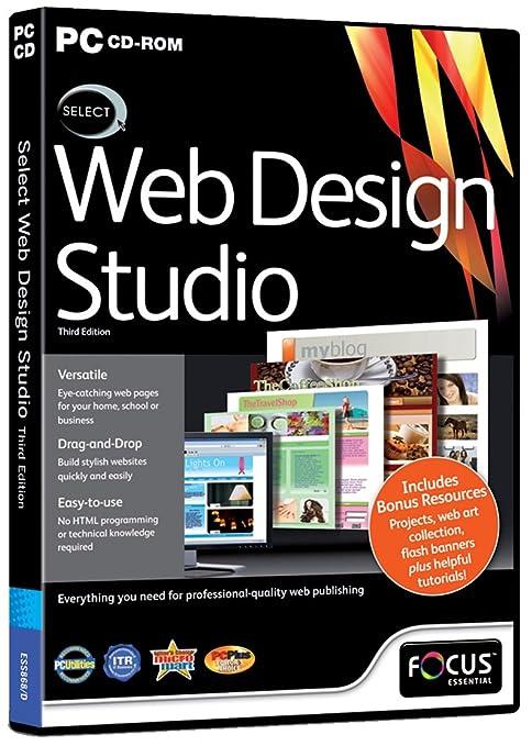 Select Web Design Studio 3rd Edition (PC)