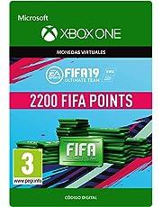FIFA 19: Ultimate Team Fifa Points 2200 | Xbox One - Código de descarga