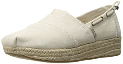 e32bd9fe538 BOBS from Skechers Women's Highlights Flexpadrille Wedge