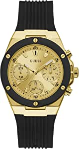 GUESS 39MM Sport Silicone Watch