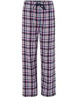 YogaColors Unisex Emoticon Cotton Flannel Lounge Pajama Pants