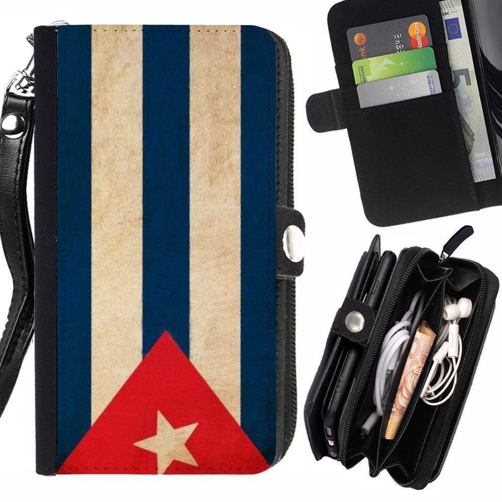 Amazon.com: Graphic4You Vintage Cuban Flag of Cuba Design ...