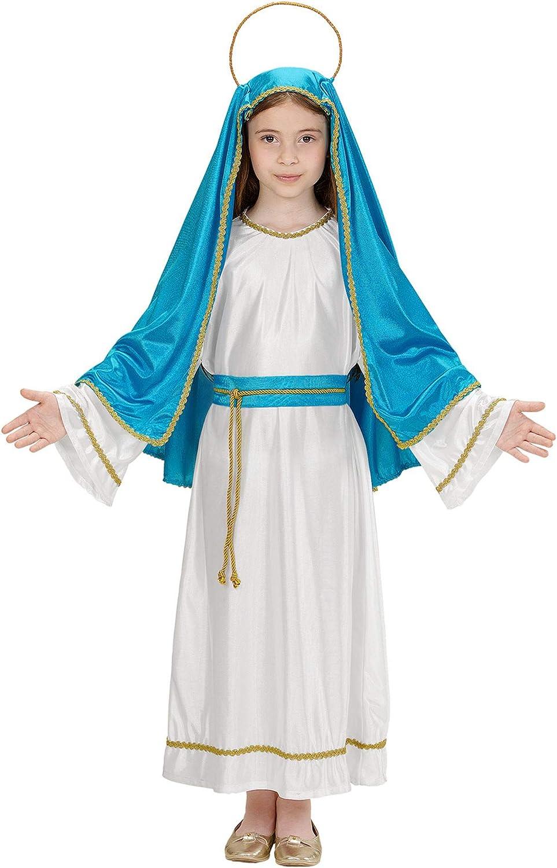 WIDMANN- Santa maría disfraz para niños, Multicolor, L (00027 ...