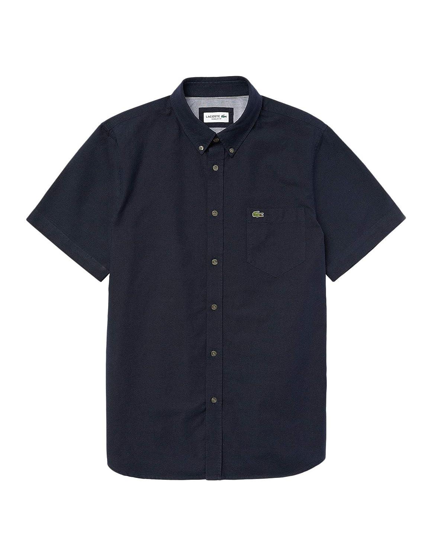 Lacoste - Camisa Punto Manga Corta Hombre - Ch4975: Amazon.es: Ropa y accesorios