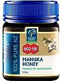 Manuka Health 蜜纽康 MGO100+麦卢卡蜂蜜250g(新西兰进口)