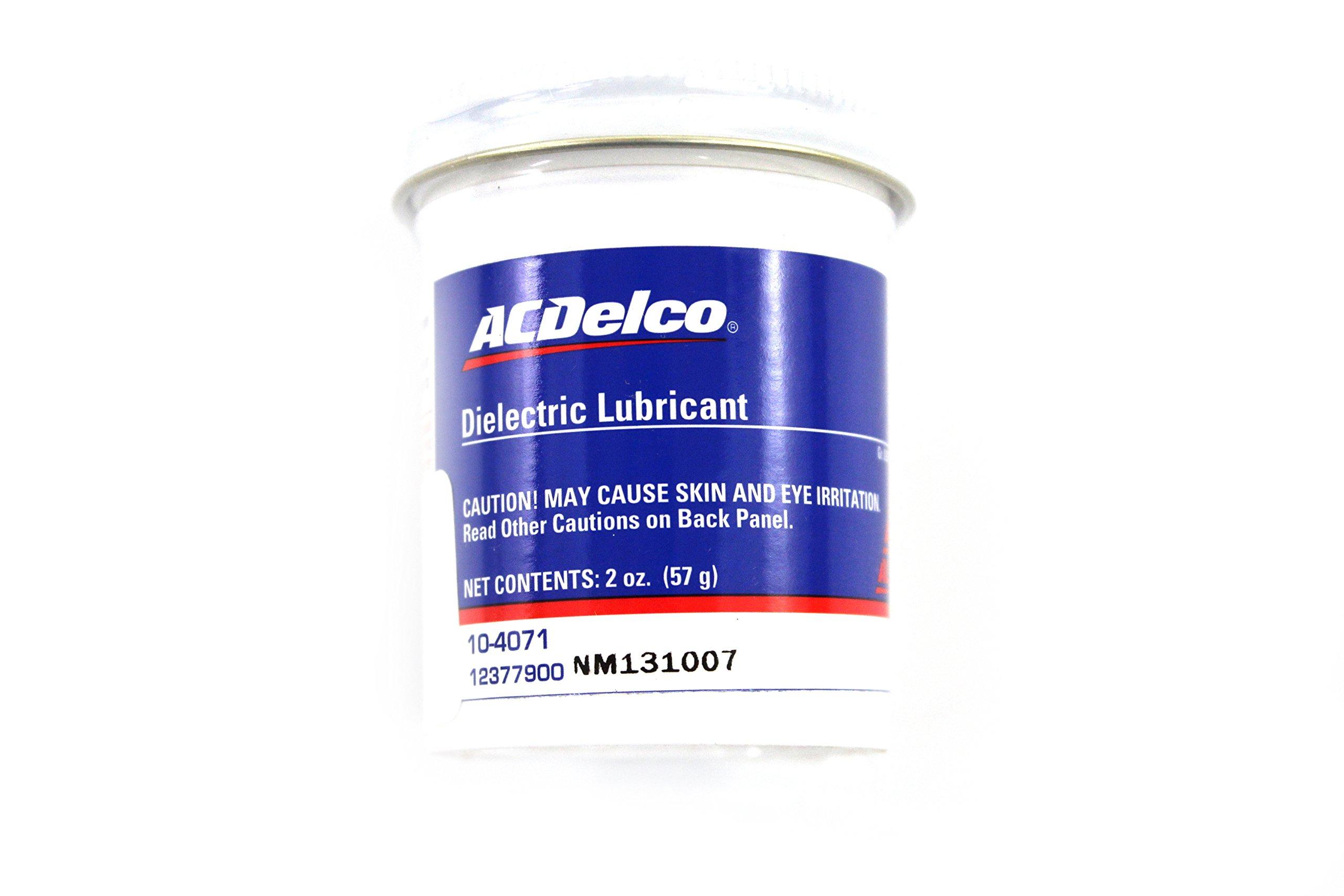 Genuine GM Fluid 12377900 Dielectric Lubricant - 2 oz.