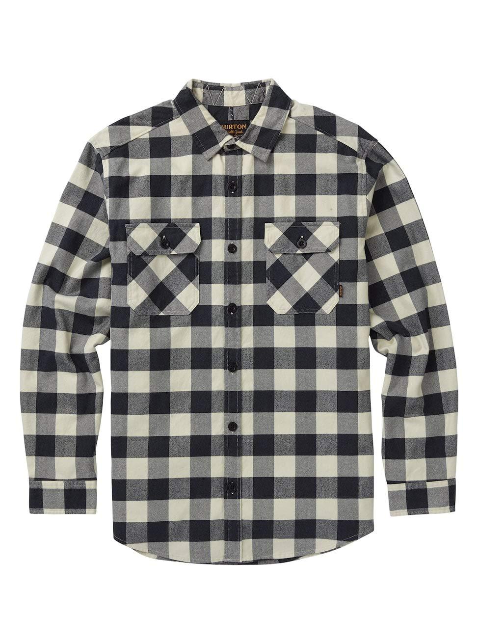 Burton Brighton Flannel Camisa, Hombre