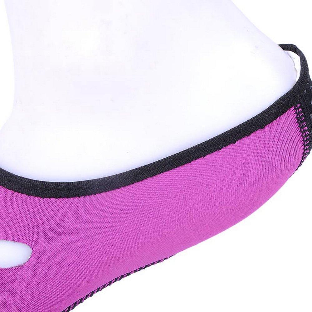 Bliefescher Chaussettes de Plong/ée pour Homme Femme Antid/érapante Chaussons de Plage /à S/échage Rapide pour Domicile Natation Surf Yoga
