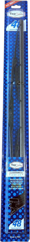 Top Rain 50207 Spazzola Tergicristallo Singola 38 cm