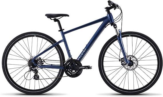 Raleigh Bikes Route Hybrid Bike