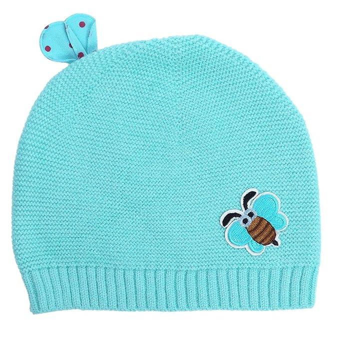 Domybest New Baby Hat Herbst Winter warme Gehörschutz Cap Bee ...