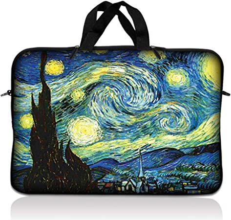 Siouxsie and The Banshees Tinderbox 10-17 Inch Laptop Sleeve Case Protective Soft Padded Zipper Cover Carrying Computer Bag Compatible with iPad MacBook Ultrabook 17 inch