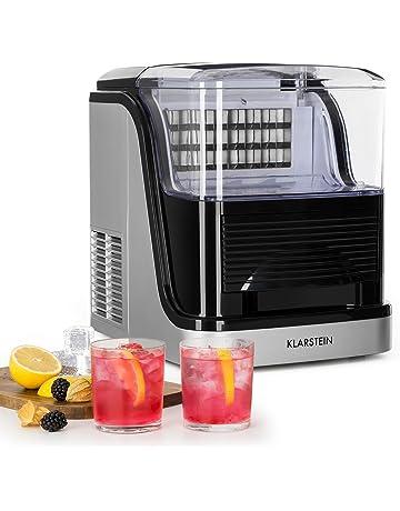 Klarstein Kristall • Máquina de hielo • Cubitera automática • 15 kg / 24 h •